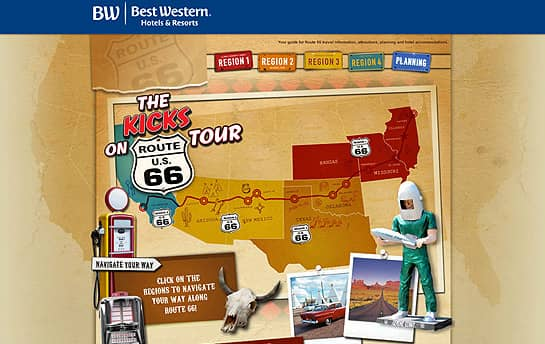 Best Western Route 66