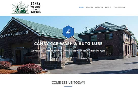 Canby Carwash & Autolube